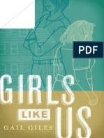 Girls Like Us by Gail Giles Chapter Sampler