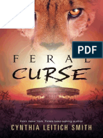 Feral Curse by Cynthia Leitich Smith Chapter Sampler