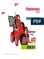 Rulebook & Technical Inspection