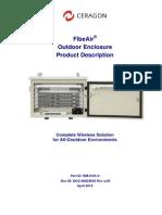 Ceragon Outdoor Enclosure Product Description