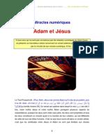 Adam-Et Jesus Miracles Du Coran