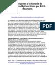 Los orígenes y la historia de conciencia Mythos libros por Erich Neumann - Averigüe por qué me encanta!.pdf