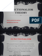 Functionalism Theory