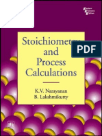 Stoichiometry and Process Calculations (1)