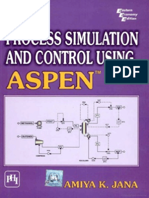 Process Simulation and Control Using Aspen | Simulation