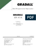 Operation 31200075 06-05 ANSI Spanish