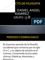PROYECTO DE FILOSOFÍA