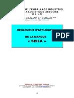 Reg Applic Marque Seila