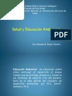 PRESENTACIÓN SALUD Y ED. AMBIENTAL JULIACA ABRIL-MAYO