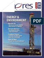 Energy and Environment, 2014