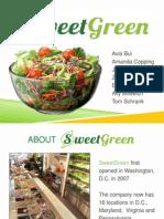 Sweetgreen Presentation FINAL