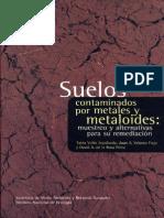 Guía - Suelos contaminados por metales y metaloides