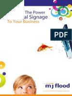 ICE Ds Digital Signage Brochure