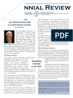 Centennial Review - March 2014