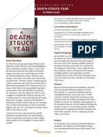 Death-Struck Year Discussion Guide