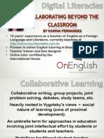 OnEnglish Tutoria Linguistica Online by Teacher Karina Fernandes