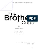 The Brother Code. Script draft 4. FMP. 1.3.14.docx