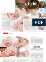 Massagem do bebé por Maria João Alvito