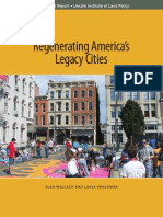 Regenerating Americas Legacy Cities