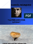 13 Reasons for Living