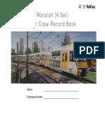 Waratah a Set Log Book Test Crew v1 0 LFS 100407 (2)