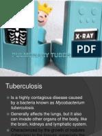 Pulmonary Tuberculosis Report