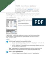 15. Crear un informe de tabla dinámica Excel 2010.docx
