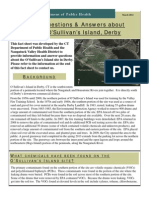 O'Sullivan's Island Fact Sheet