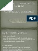 Embutido de Metales