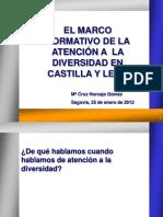 Atencion Diversidad Maria Cruz Horcajo