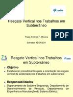 COELBA Resgate Vertical