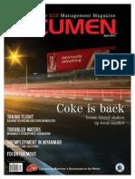 Acumen Business Magazine April 2013