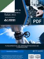 Curso de Empaquetaduras y Sellado 2013