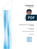 Madhavan CV