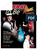 Proud to Be - Cadets Canada - Way Ahead Process - Volume 6 - Fall 1999