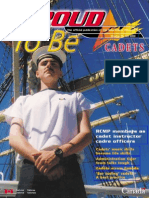 Proud to Be - Cadets Canada - Way Ahead Process - Volume 10 - Fall 2000