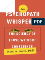 THE PSYCHOPATH WHISPERER by KENT A. KIEHL-excerpt