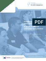 CBPR Ethics Guide, Web, November 2012