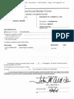 United States v. Moreau Judgment in a Criminal Case