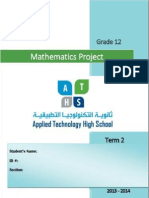 my math core project