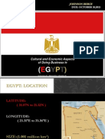 International Business Presentation Egypt