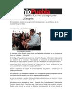 13-05-2013 Sexenio Puebla - Acciones de seguridad, salud y campo para Santa Rita Tlahuapan.pdf