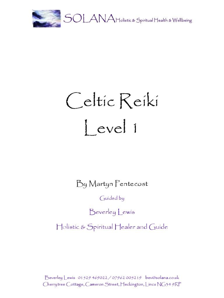Celtic reiki 1 manual chakra qi biocorpaavc Gallery