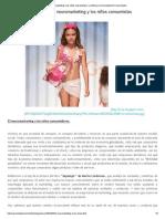 El neuromarketing y los niños consumistas _ La infancia y la Sociedad del Conocimiento