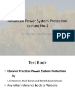 Lecture protection