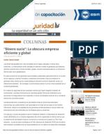"""Garcia Cueva (2013) """"Dinero sucio"""" La obscura empresa eficiente y global - México Seguridad.pdf"""