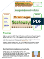 Paving Expert - AJ McCormack and Son - Drainage - Soakaways
