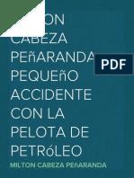MILTON CABEZA PEÑARANDA