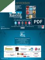 Invitation Marocotel EXM