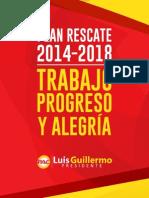Plan de Gobierno - PAC 2014-2018 - Versión Amplia